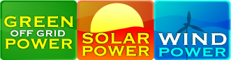 Alternative Energy Power Solar Wind