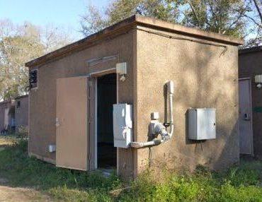 10' x 20' Concrete Shelters