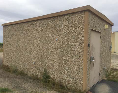 12 x 20 Concrete Vault