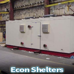 Telecom Equipment Econ Shelters