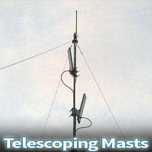Telescoping Masts