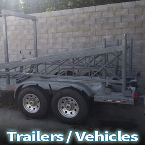 Telecom Equipment Trailers & Vehicles