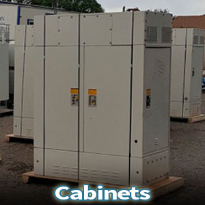 Used & New Telecom Equipment Cabinets