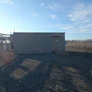 12' x 28' Fibrebond Concrete Shelter