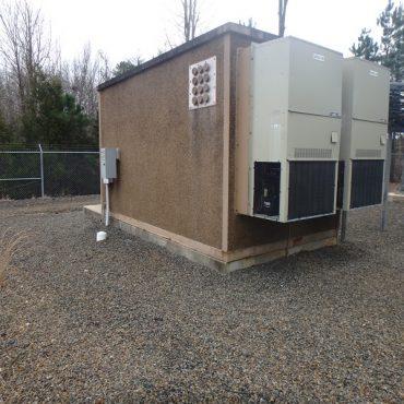 9' x 16' CellXion Concrete Shelter