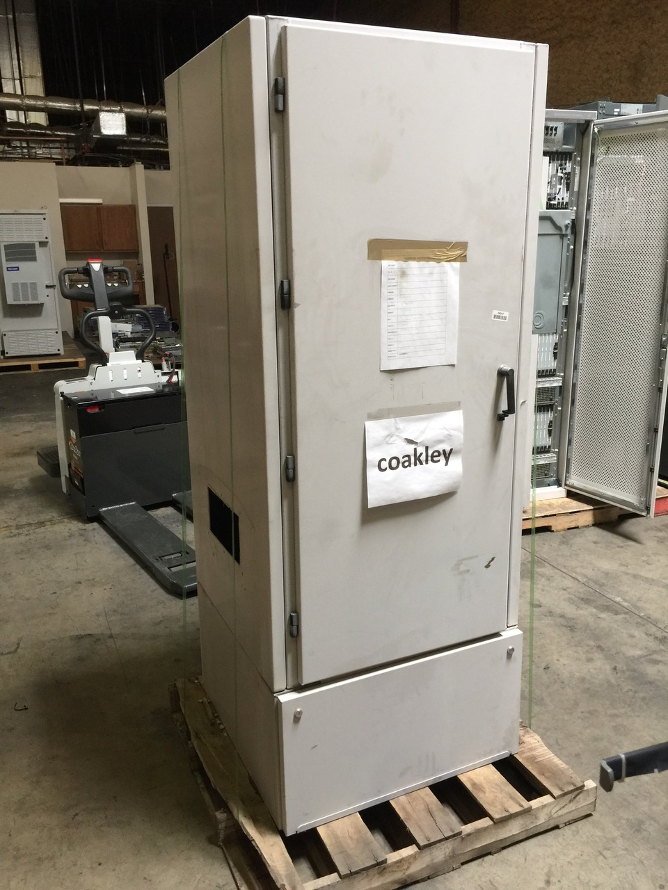 Used Purcell Cabinet With Ac Telecom Product Profiles Llc