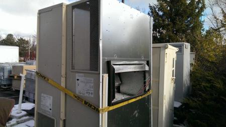 Used 5 ton Bard AC Units