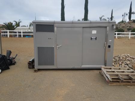 7.5 x 13 Infrastructre Shelter