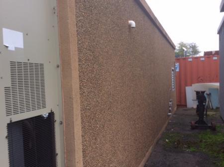 12' x 30' Fibrebond Concrete Shelter