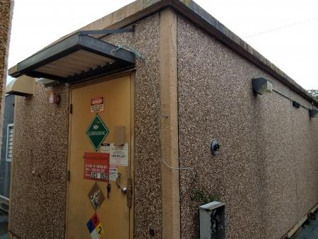 "11'3"" x 26' Fiberbond Concrete Shelter"