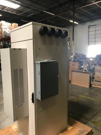 New Purcell SiteFlex AC37 Cabinets