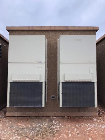 10' x 16' CellXion Concrete Shelter 1