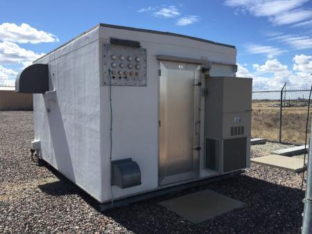 10' x 16' RufNek Fiberglass Shelter