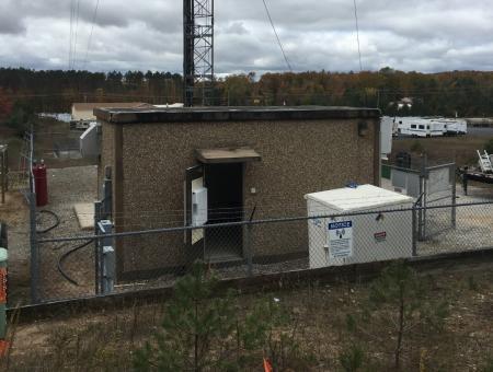 11.5' x 20' GFRC Concrete Shelter