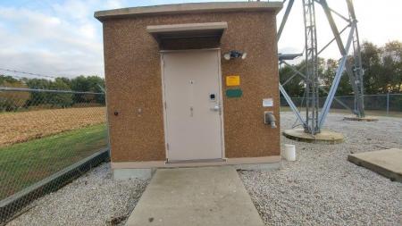 11-3 x 19-4 CellXion Concrete Shelter 1