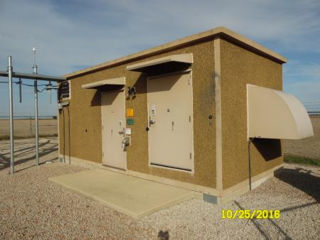 12x24 2-room Cellxion Concrete with 40 KW generator 2