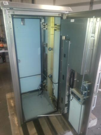 54in DDB Cabinets with AC - Used 1