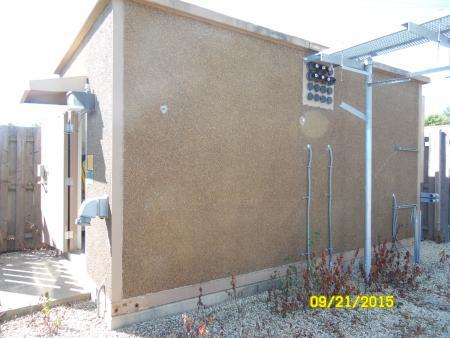 11'3 x 19'4 CellXion Concrete Shelter 1