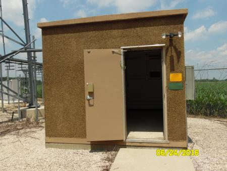 12' x 16' CellXion Concrete Shelter 1
