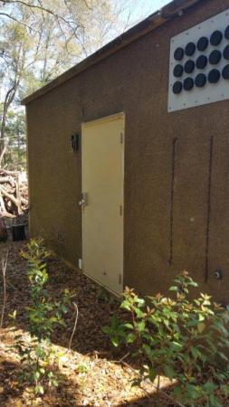 10' x 20' Andrews Concrete Shelter 1