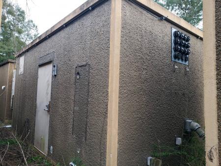 12' x 20' OldCastle Concrete Shelter 1