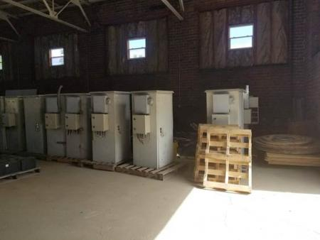 Used 62 DDB Cabinets With AC 1