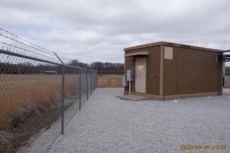12' x 20' Fibrebond Concrete Shelter 1